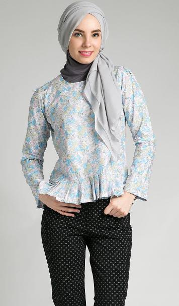 Koleksi Model Baju Muslim Wanita Modern