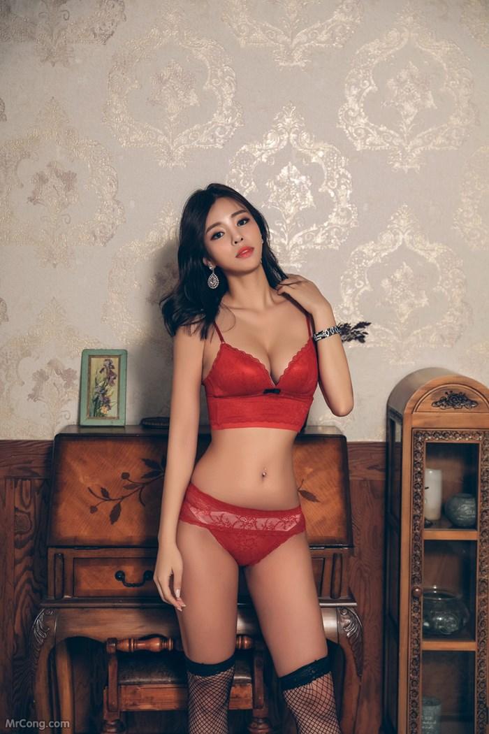Image Kwon-Soo-Jung-MrCong.com-098 in post Người đẹp Kwon Soo Jung đầy mê hoặc trong bộ sưu tập nội y (134 ảnh)