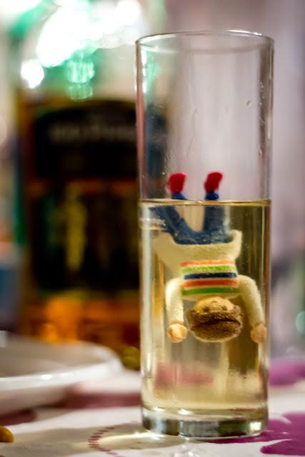 Efectos negativos de la bebida sobre la fotografía