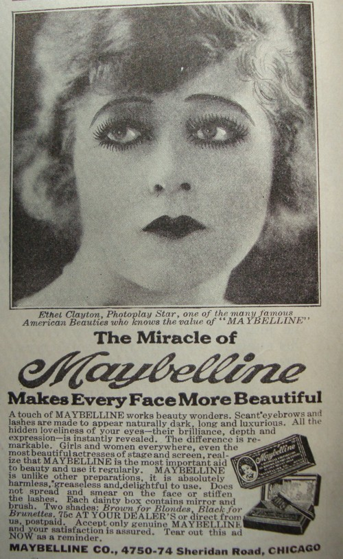 The Maybelline Story Sexiest Silent Film Ever The Son Of The