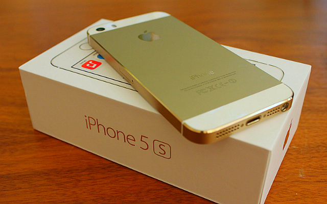 The Gold iPhone 5S For 68 Rupees