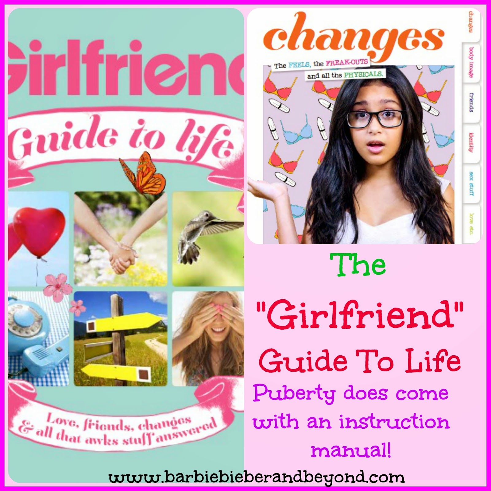 Girlfriend Guide To Life