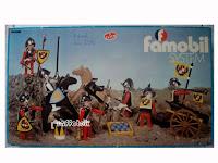 famobil 3409 medievales
