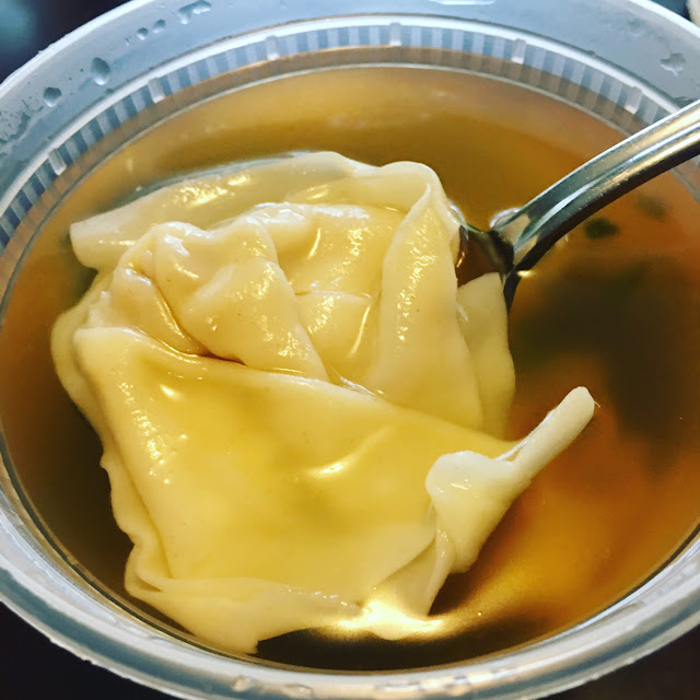 A Guide for When You Are Stuck Inside with Sick Kids - Wonton Soup