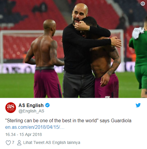 Guardiola AS English