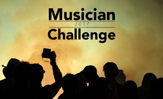 2017 Musician Challenge title