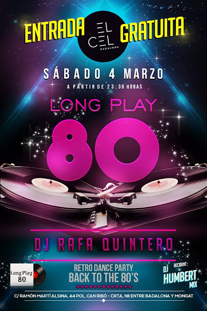 Flyer Fiesta Long Play 80