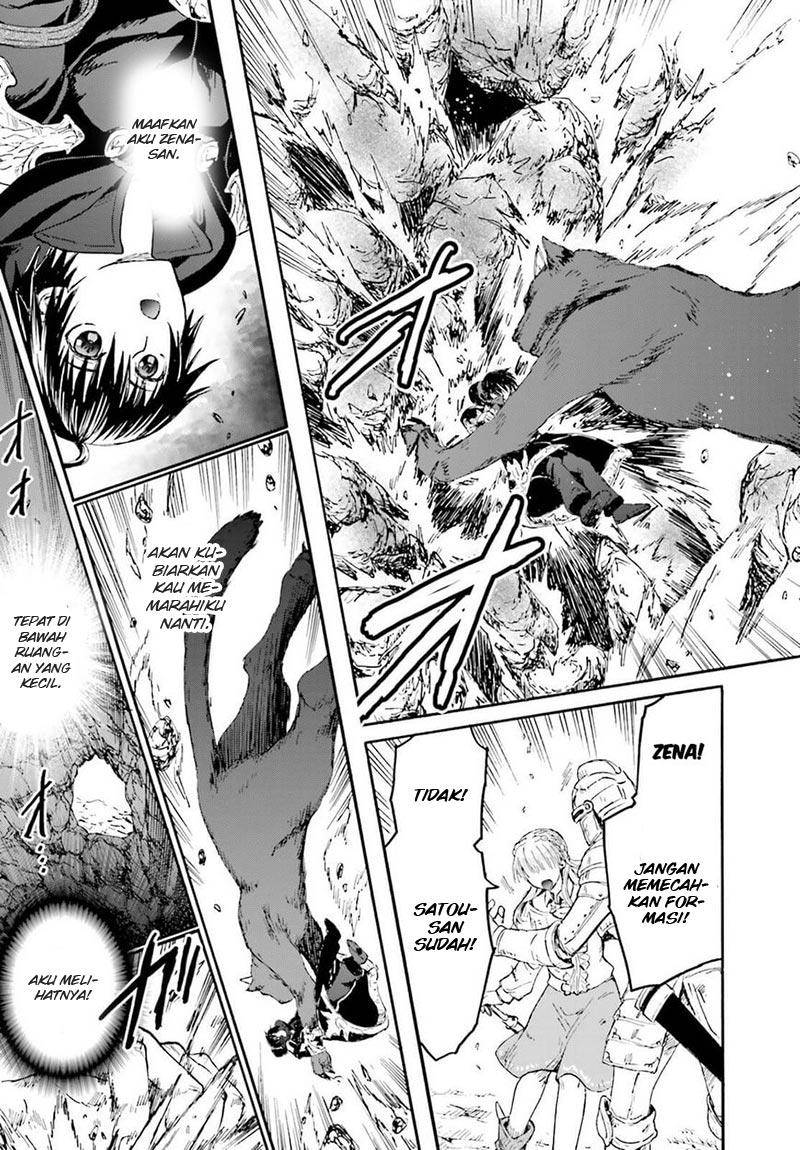 Baca Manga Death March Chapter 11 Bahasa Indonesia