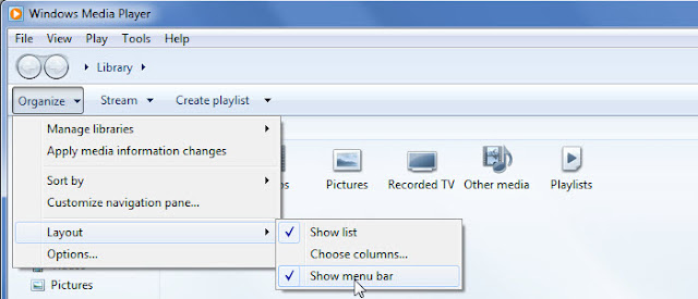 03_click_show_menu_bar_windows_media_player