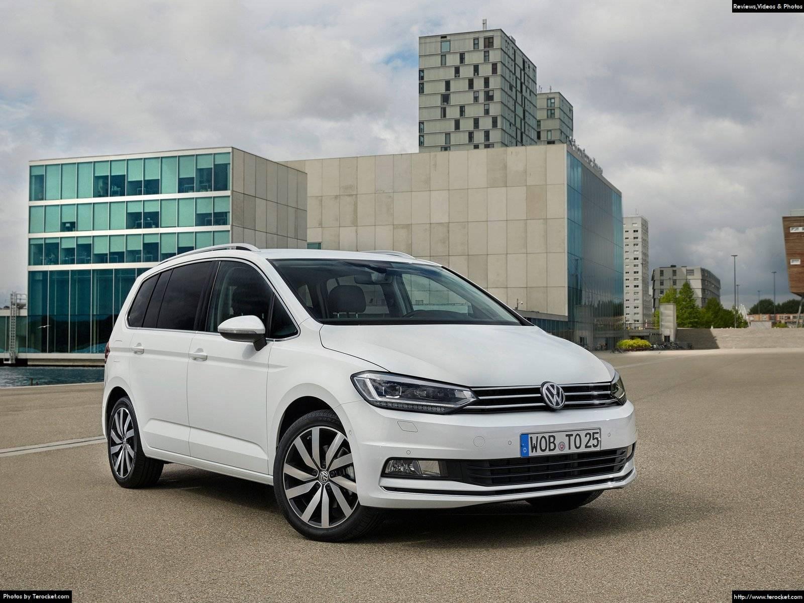 Hình ảnh xe ô tô Volkswagen Touran 2016 & nội ngoại thất