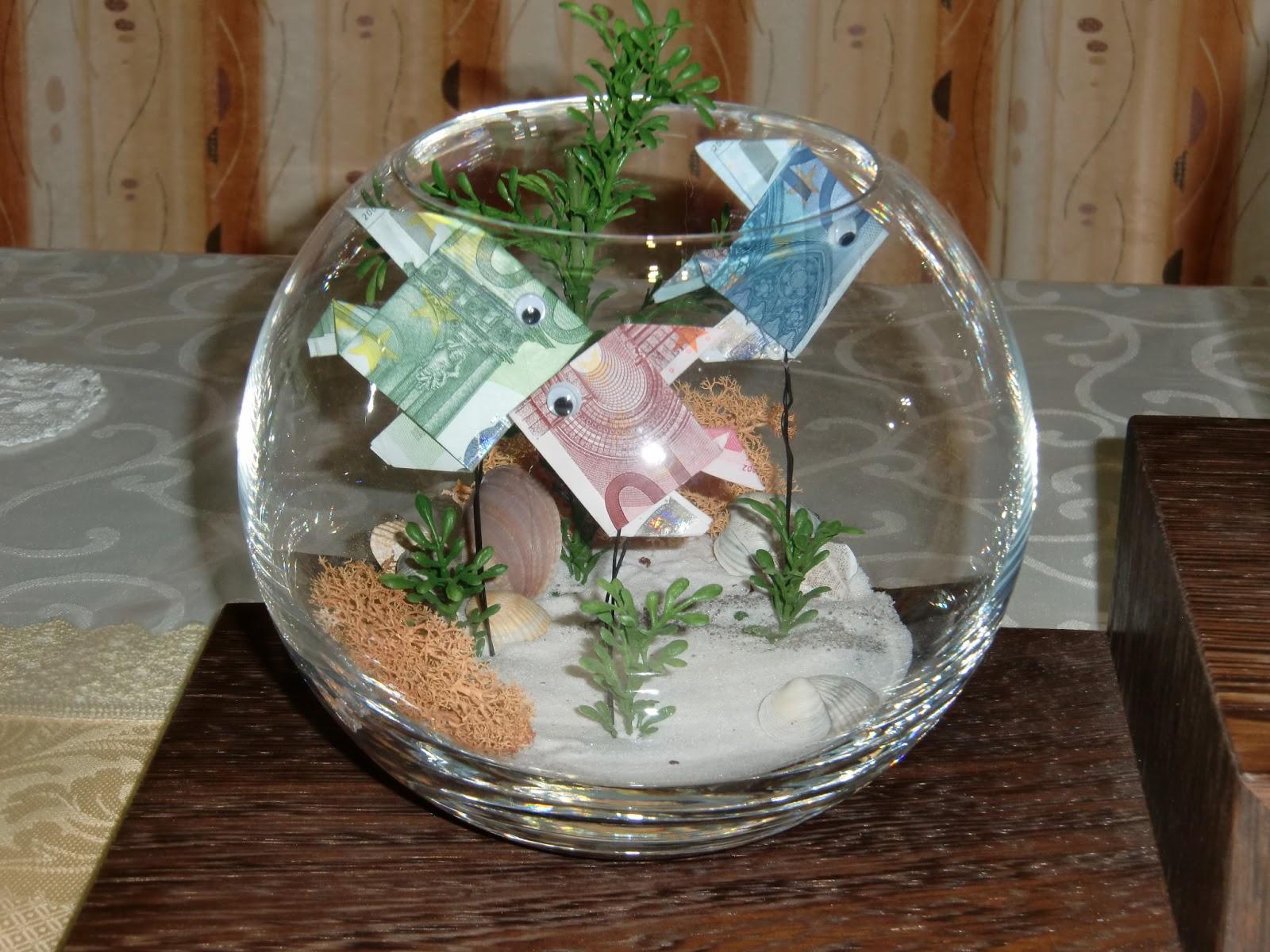 Geldgeschenke Zur Goldenen Hochzeit Originell Verpacken