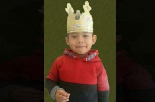 3-year-old boy dies after car window closes on his neck