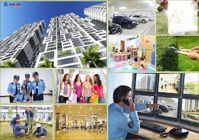 Chương trình cho thuê căn hộ căn hộ Phú Mỹ Complex