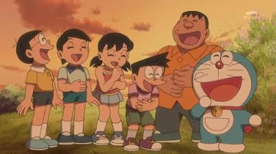 Daftar Tokoh/Karakter Doraemon
