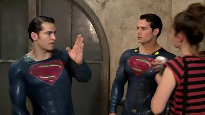 Albert Valladares Doubles, Stuntman dari  Henry Cavill (Pemeran Superman)