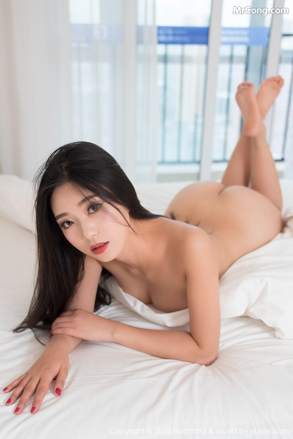 Image HuaYang-2018-02-28-Vol.033-KiKi-MrCong.com-031 in post HuaYang 2018-02-28 Vol.033: Người mẫu 宋-KiKi (42 ảnh)