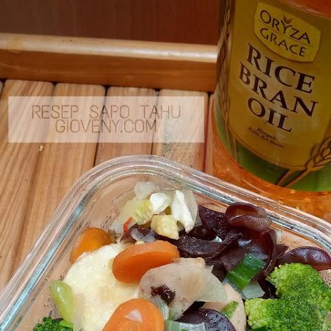 Memasak dengan Minyak Goreng Sehat Yuk!