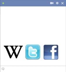 WTF Facebook Chat Emoticon