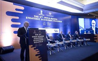 2nd India-Russia Strategic Economic Dialogue