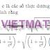 Luận văn Toán: Áp dụng lượng giác xây dựng các đẳng thức, bất đẳng thức đại số có điều kiện