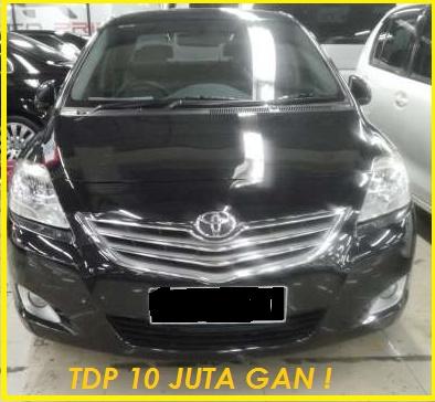Kreditmobillbekasmurah Com Bisa Kredit Toyota Vios 2011 Tdp 10 Juta