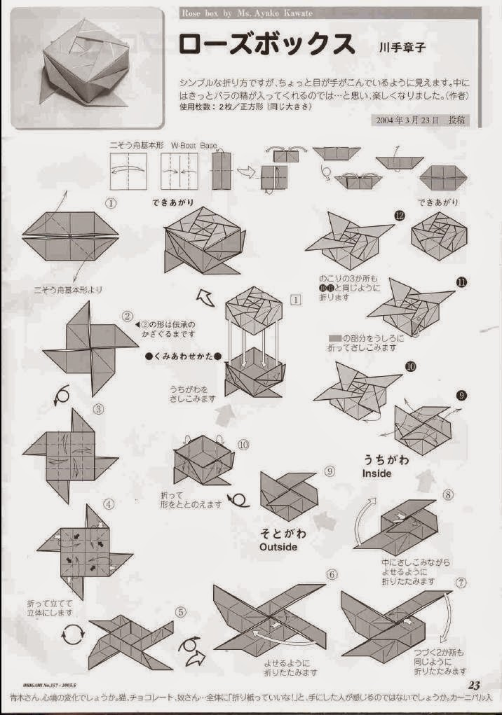404 best origami containers \ boxes images on Pinterest Origami - christmas letter template