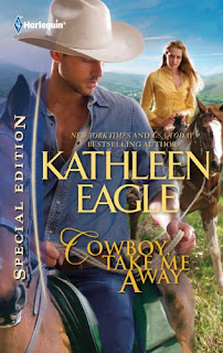 Guest Review: Cowboy Take Me Away by Kathleen Eagle