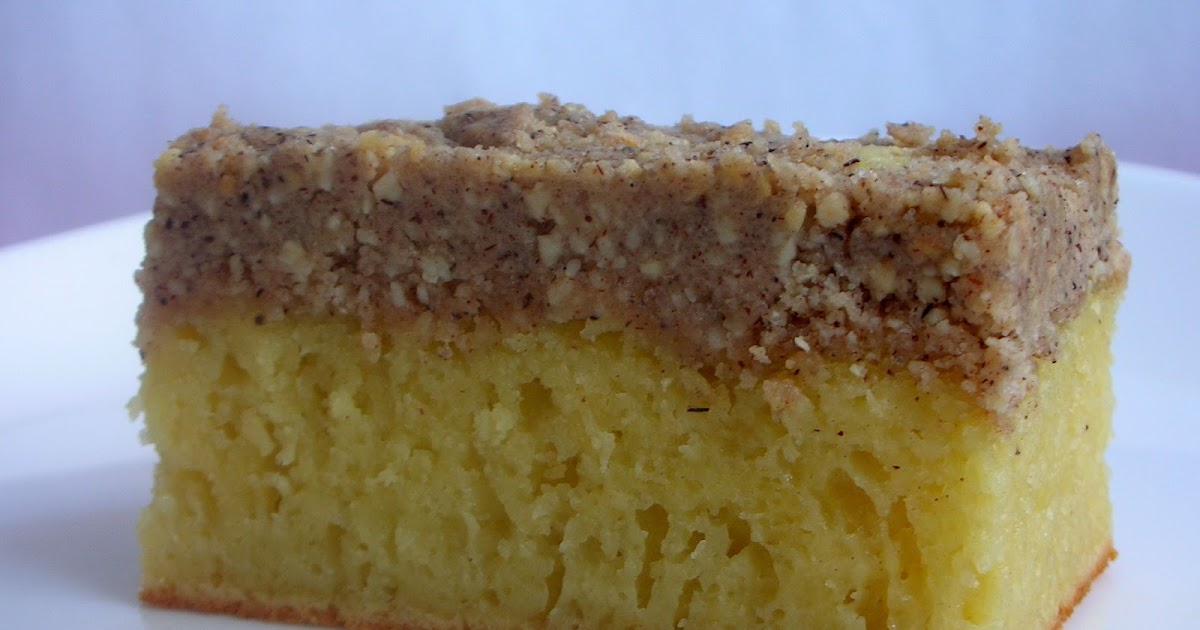 Crumb Cake Topping Recipe