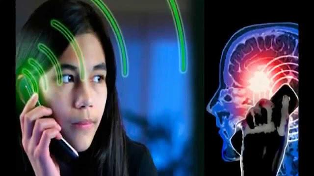 Efek Bahaya Radiasi Sinyal Hp