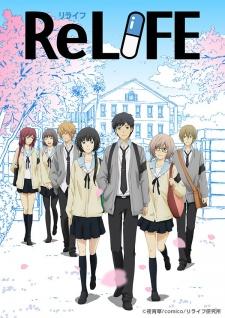 Reseña Anime ReLife