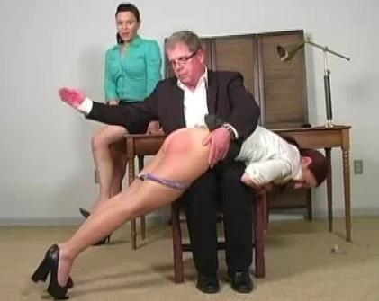 Шеф наказал свою подопечную