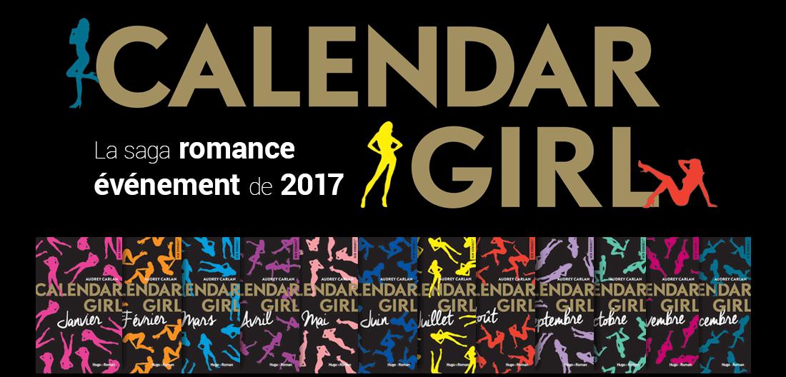 édition complète calendar girl