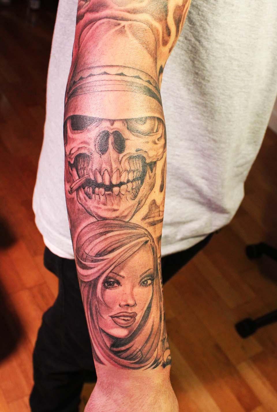 New Tattoo Design: New Tattoo Designs Today: NEW YORK