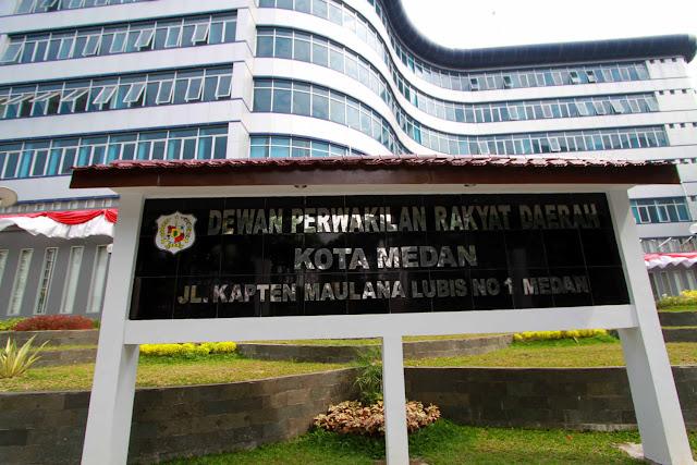 DPRD Medan Setujui APBD 2017