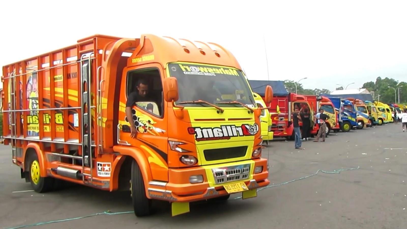 Kumpulan Modif Mobil Truk Ragasa Gambar Foto Terbaru Terlengkap