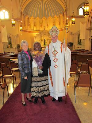St. Martin de Porres Parish Honors Sister Dot Jackson