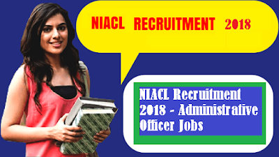 niacl-recruitment-2018-administrative-posts