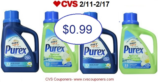 http://www.cvscouponers.com/2018/02/stock-up-pay-099-for-purex-laundry.html