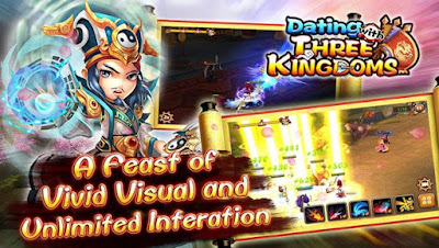 Dating With 3 Kingdom v1.5.1.0406 Apk Latest Version Screenshot 4