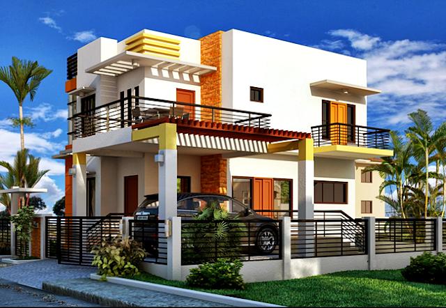 Kumpulan Model Gambar Rumah Idaman Terbaru 2016 - Rumah Idaman Yang Cocok Untuk Daerah Pantai