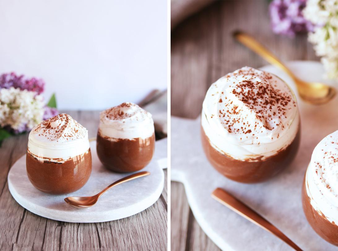 Cinnamon Girl: Tofu Chocolate Mousse
