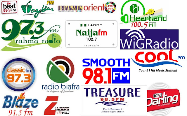 Radio Channels In Nigeria