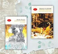 Colecţia Carte pentru toţi. Mark Twain. Jerome K. Jerome
