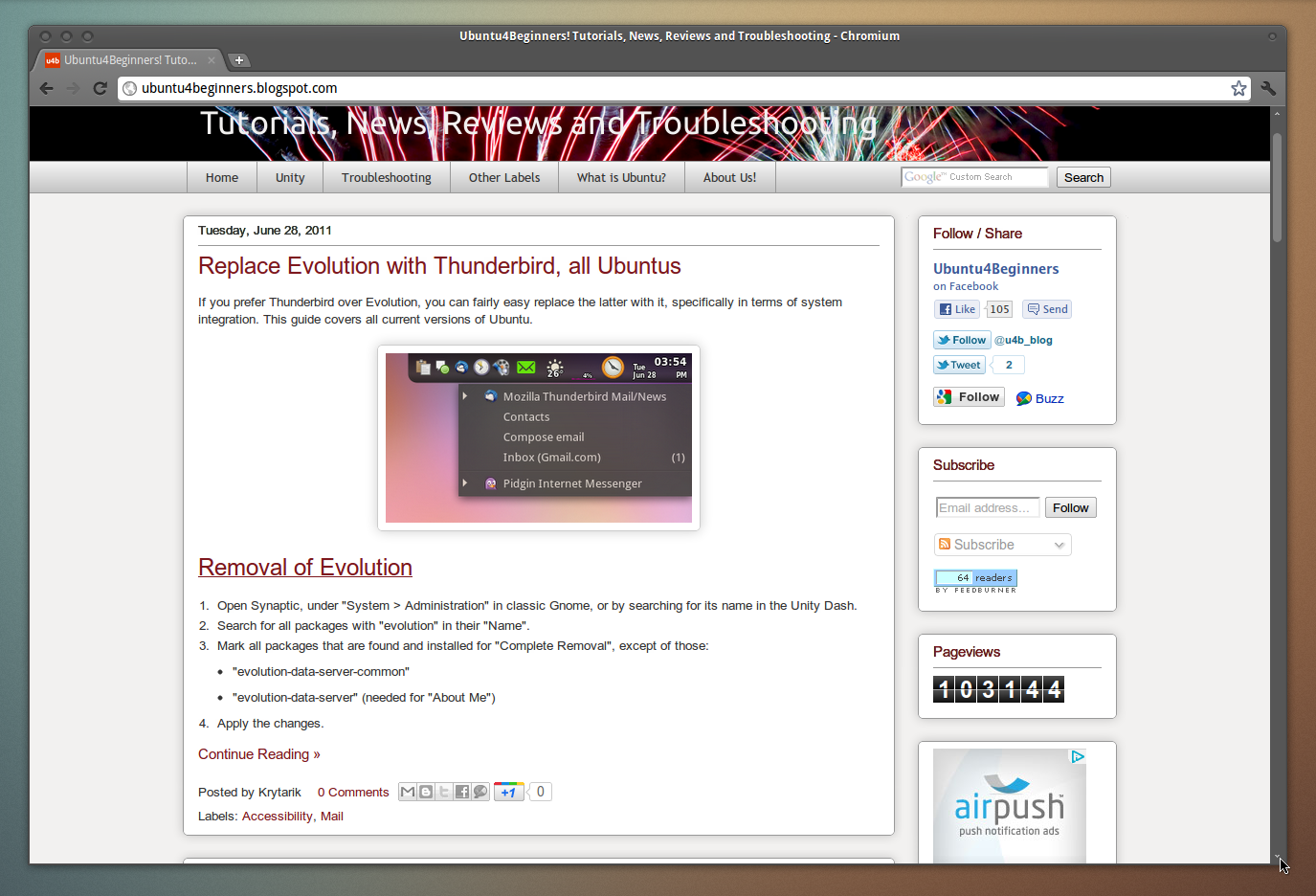 Spice Up your Desktop with Elegant GNOME GTK Theme and