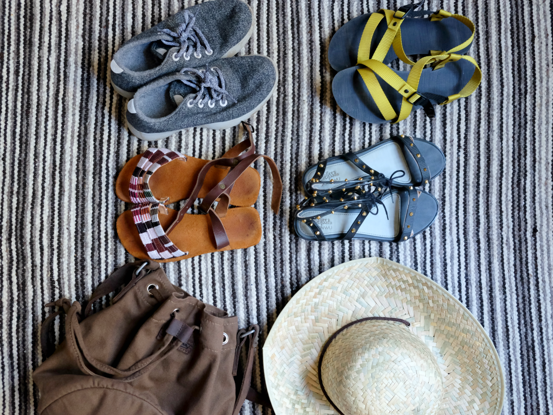 an ethical capsule wardrobe for summer, stylewise-blog.com