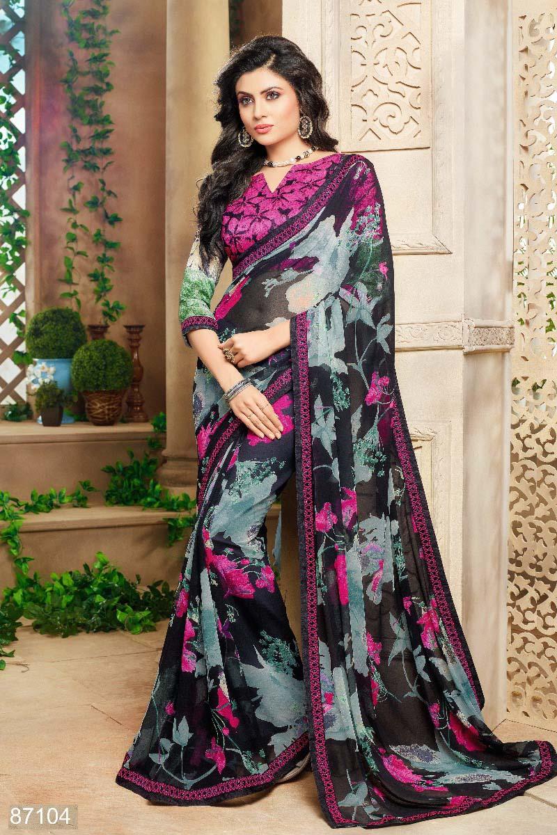Ghumshuda Vol 1 - Simple Fancy Designer Saree Wholesale - Helix ...