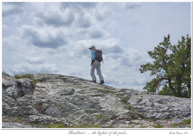 Breakheart: ... the highest of the peaks...