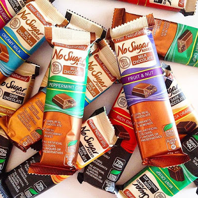 Well Naturally Sugar Free Chocolate Bars
