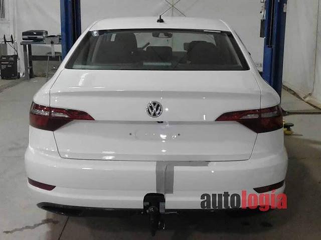 Novo VW Jetta 2018