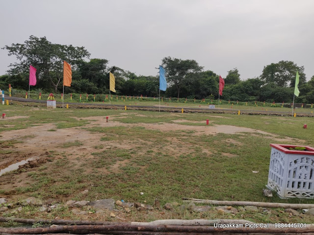 Urapakkam Plots - Kumaran Nagar - Vishwak Properties